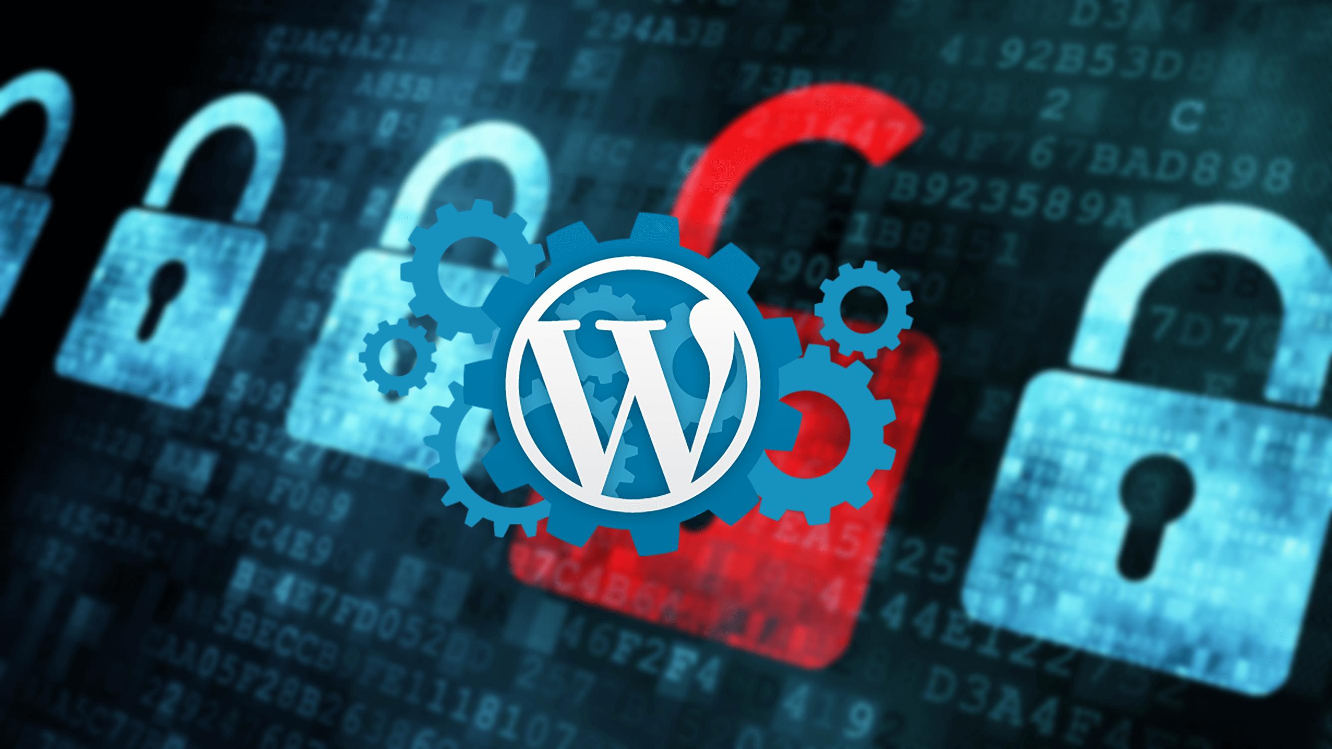 Corrigindo vulnerabilidade no wordpress